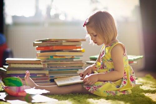 5 boeken voor de opvoeding van kinderen die in zichzelf geloven