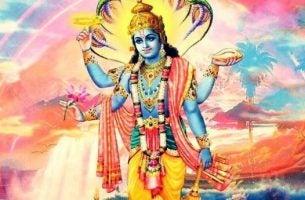 hindoeïstische god