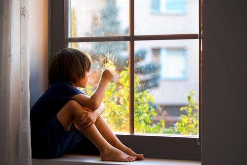Scheidingsangst: waarom hechting goed is voor kinderen