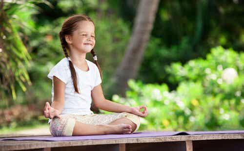 Kindermeditatie: van jongs af aan onze innerlijke tuin cultiveren