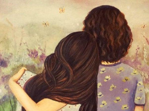 Betekenisvolle relaties: vriendschappen zijn gemaakt van humor en gedeelde smart