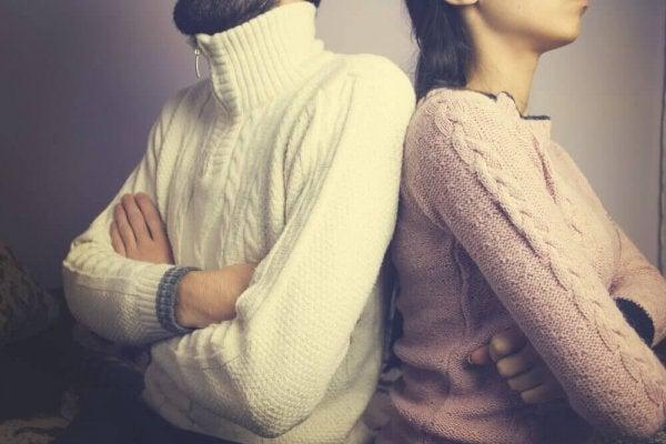 Persoonlijke relaties verwoesten