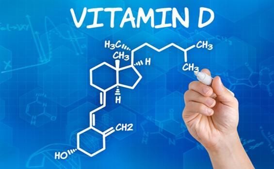 Vitamine D chemische structuur