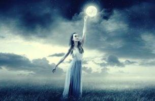 Neurowetenschapper Mark Filippi zegt dat de maan onze emoties echt beïnvloedt