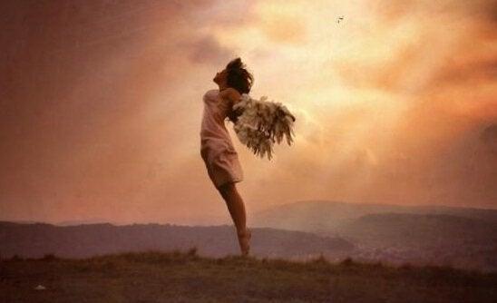 Alfonsina Storni, middelen om te vliegen