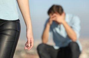 Rouwen om een relatiebreuk