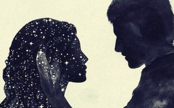 Vol hoop en dromen verliefd worden