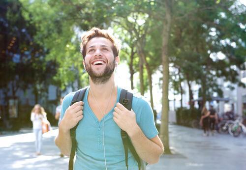 Wandelen voor je conditie is goed voor je welzijn