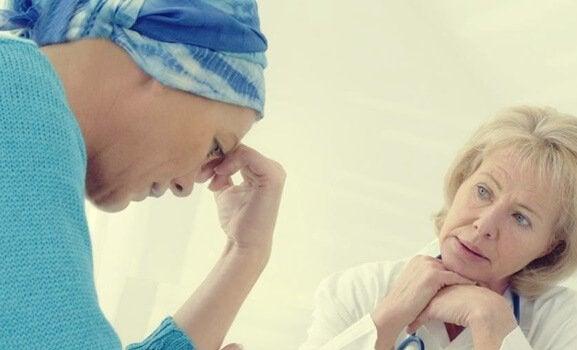 Bijwerkingen van chemotherapie op de hersenen