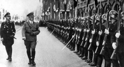 De gehoorzaamheid van Nazi's