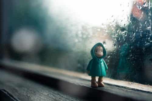 Het gevaar van emotionele problemen bij kinderen