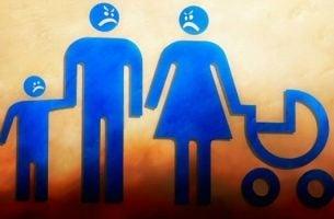 Het invaliderende gezin