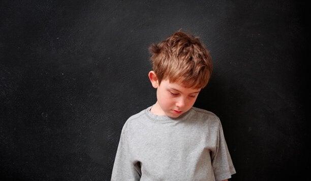 Schreeuwen tegen je kinderen