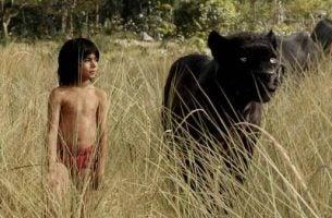 Mowgli is een voorbeeld van hoe wilde kinderen zijn