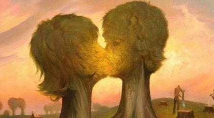 Leer meer over de evolutie van romantische liefde