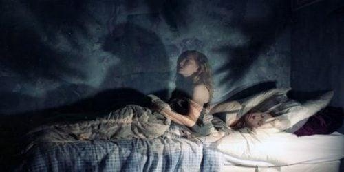 Slaapparalyse: een angstaanjagende ervaring