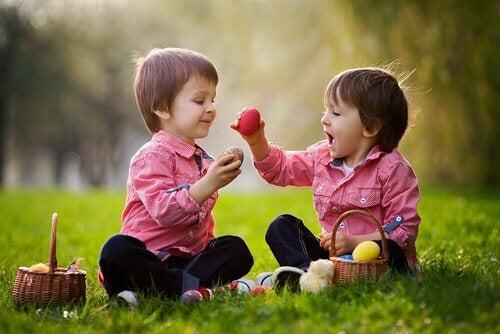 Sociale vaardigheden bij kinderen