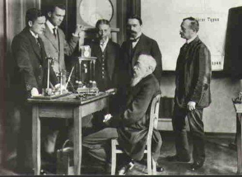 Wilhelm Wundt was ook een van de beroemdste psychologen
