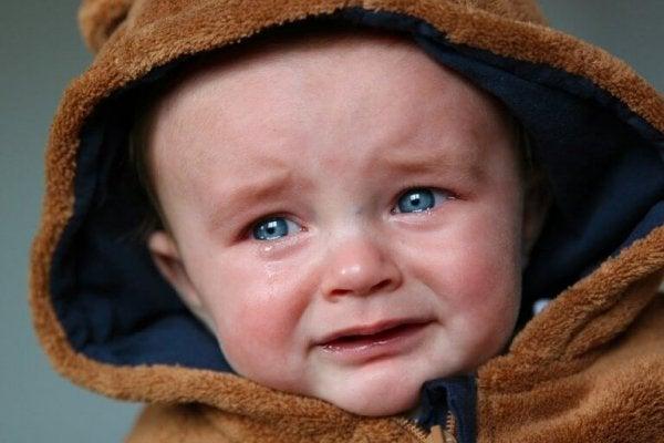 De band tussen baby en ouders