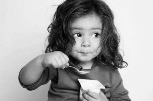 Yoghurt verbetert de concentratie bij kinderen