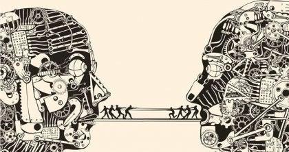 Communicatie tussen mensen