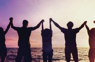 5 soorten vrienden