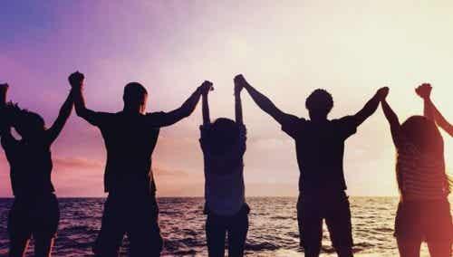 Wat zijn de 5 soorten vrienden?