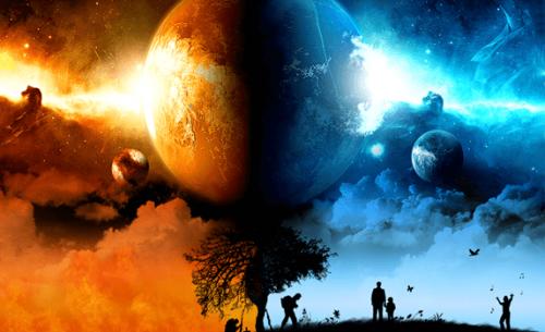 Karl Popper over hemel en hel