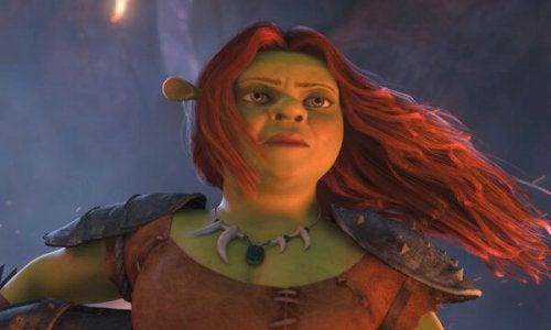 Prinses Fiona is haar eigen heldin