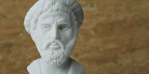 De theorie van Pythagoras