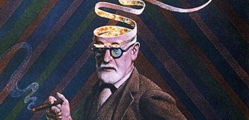 De persoonlijkheidstheorie van Sigmund Freud