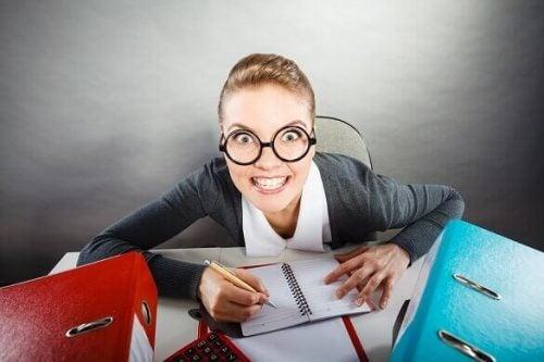 Obsessieve persoonlijkheidsstoornis en zelfdiscipline