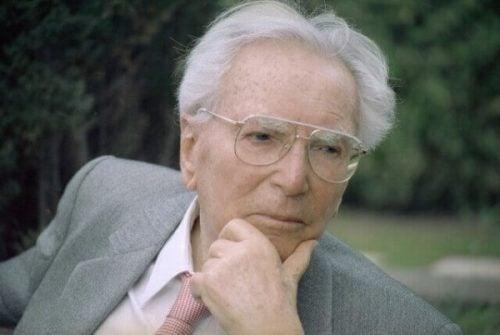 Het leven van Viktor Frankl
