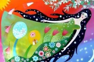 Leid een zinvol leven: maak knopen los, naai dromen en weef verhalen