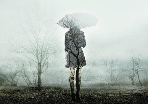 Een herfstdepressie