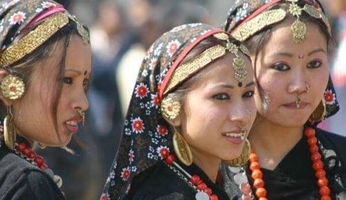 Vreemde seksuele tradities in Nepal