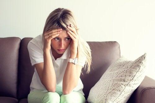 Anorgasmie is een seksueel probleem bij vrouwen