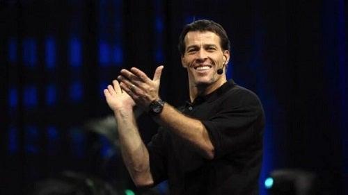 Citaten van Tony Robbins die inspireren