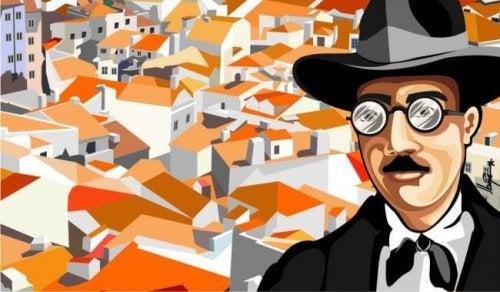 De vijf beste citaten van Fernando Pessoa