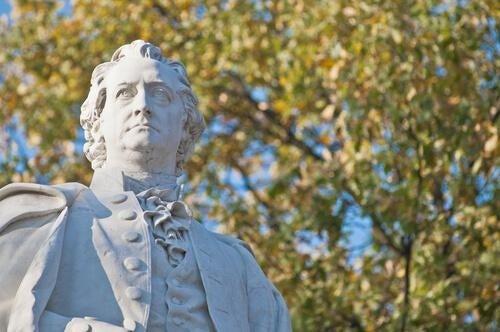 De vijf beste citaten van Goethe