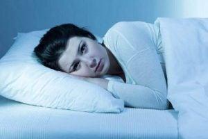 Een verstoord circadiaan ritme en slaapstoornissen