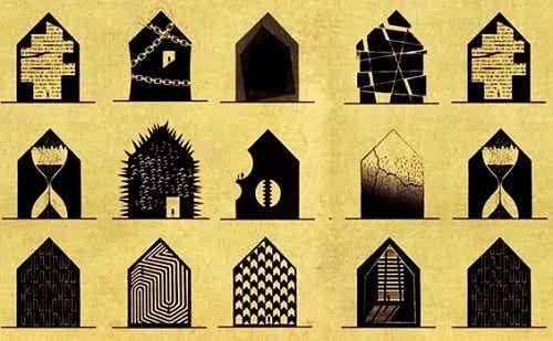 Geestelijke stoornissen als huizen voorstellen: hoe ziet dat eruit?