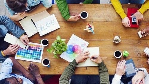 Het belang van teamwerk