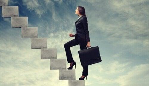 Hoe bereik je precies succes in je nieuwe baan?