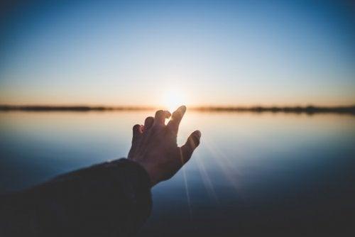 Hoop is de drijfveer en de inspiratiebron van het verlangen
