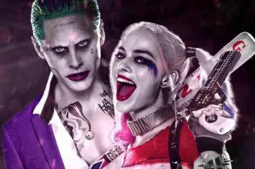 Joker en Harley Quinn, een giftige relatie