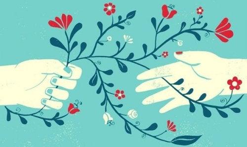 Therapie op basis van mededogen: drie oefeningen