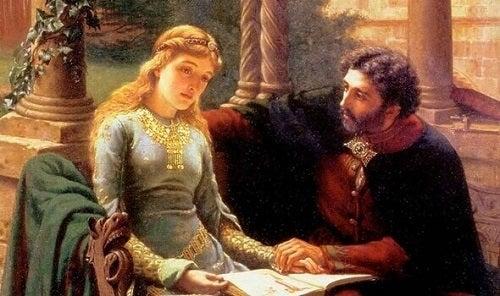 Prachtige en onvergetelijke liefdesverhalen uit de geschiedenis