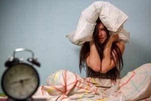 Slaapstoornissen en verstoring van de slaapfasen