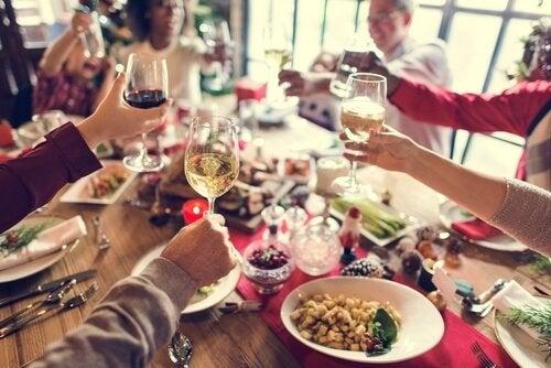 Succesvol omgaan met familiebijeenkomsten
